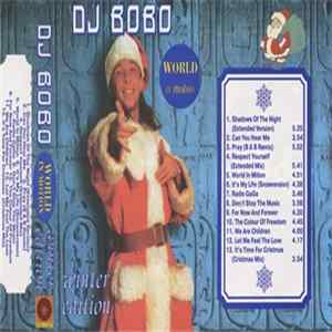 DJ BoBo - World In Motion (Winter Edition) mp3