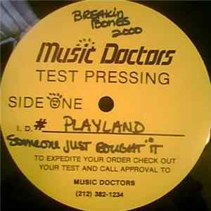 Playland - Someone Just Bought It mp3