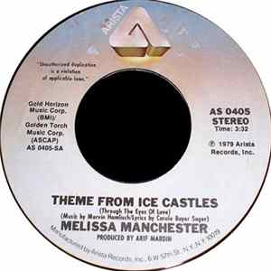 Melissa Manchester - Theme From Ice Castles (Through The Eyes Of Love) mp3