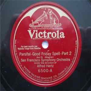 Alfred Hertz - Parsifal Good Friday Spell mp3