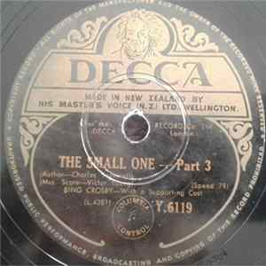Bing Crosby - The Small One mp3