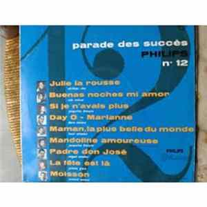 Various - Parade Des Succès. No.12 mp3