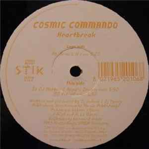 Cosmic Commando - Heartbreak mp3