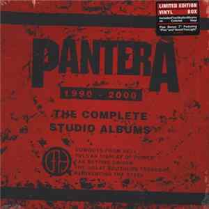 Pantera - The Complete Studio Albums 1990-2000
